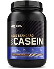 OPTIMUM NUTRITION GOLD STANDARD 100% Micellar Casein Protein Powder, Slow Digesting, Helps Keep You Full, Overnight Muscle Recovery, 1.81 kg