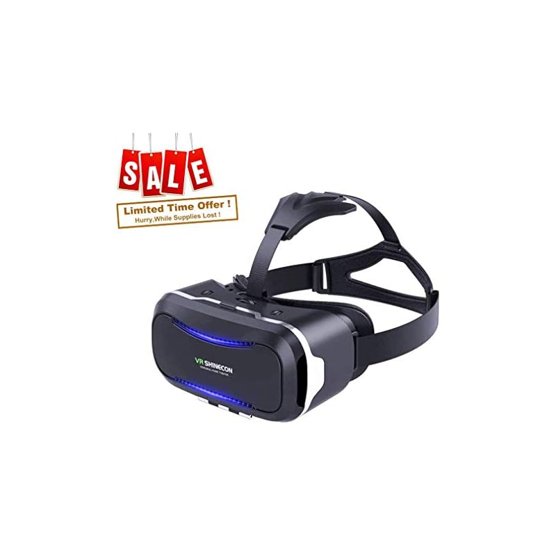 Virtual Reality Headset, VR SHINECON 3D