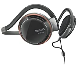 Philips Rich Bass Neckband Headphones SHS5200/28 (Replaces SHS5200)