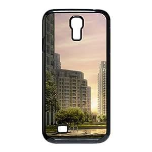 Samsung Galaxy S 4 Case, architectural concept 27 Case for Samsung Galaxy S 4 Black