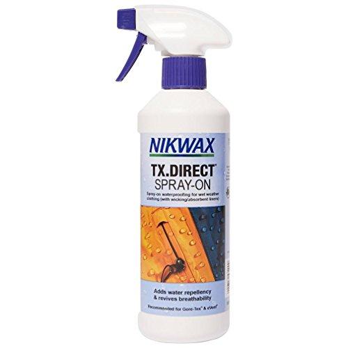 Nikwax Tx. Direkt Zum Aufsprühen Zum Aufsprühen Wasserfest Machen