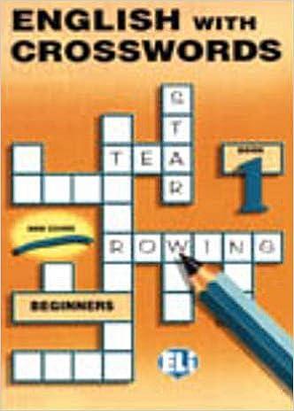 English With Crosswords (Crossword Puzzle Book 2)