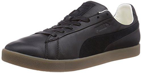 Puma Modern Court Lo Lthr, Sneaker basse Uomo Nero (Nero (Black 01))