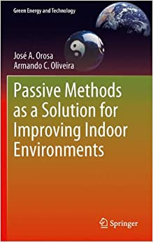 Passive Methods as a Solution for Improving Indoor Environments (Green Energy and Technology)