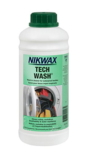 Nikwax Fabric Care (Nikwax Tech Wash)