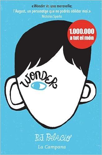 WONDER (Tocs) - Versión en Catalán (Narrativa): Amazon.es: R.J. Palacio,  Imma Falcó: Libros