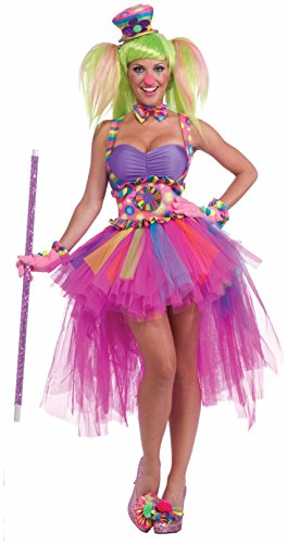 Forum Novelties Tutu Lulu The Clown Adult Costume - One-Size (Standard)]()