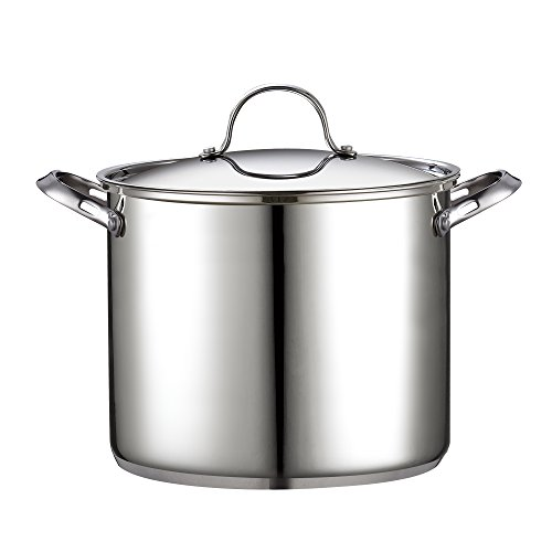 Cooks Standard Classic 4-Piece 12 Quart Pasta Pot Cooker Steamer Multipots, Stainless Steel by Cooks Standard (Image #5)