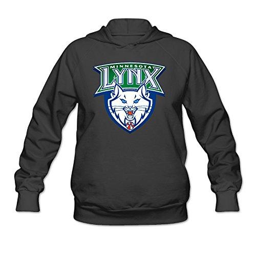 Mason Holstein Minnesota Lynx Women's Funny Hoodies Coat Black