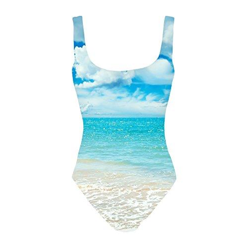 Funny Bodys Company© Impreso Bodies 3d Imprimir/Motivo/Diseño Un Tamaño De Unisex Primavera De Verano 2017 BEACH 35341