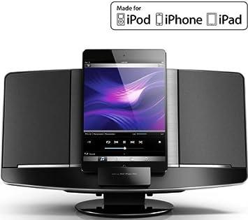 PHILIPS Microcadena CD / MP3 / USB DCM2068 / 12 + GARANTÍA 3 AÑOS: Amazon.es: Electrónica