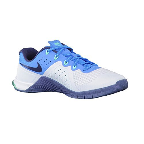 Nike Womens Metcon 2 Training Shoes - Blue Tint/ Squadron Blue (6) by NIKE (Image #3)