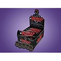 Voodoo Hookah Charcoal Coals- 100 Pieces