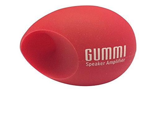 GUMMI Silicone Phone Speaker Amplifier product image
