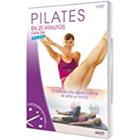 Pilates: 20 minutos cada día