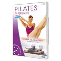 Pilates: 20 minutos cada día [DVD]