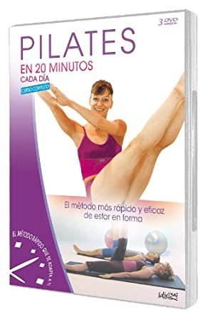 Pilates: 20 minutos cada día [DVD]: Amazon.es: Cine y Series TV