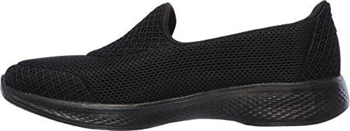 Propel Basses Femme Go Skechers Walk Baskets Noir 4 Xw1at7q