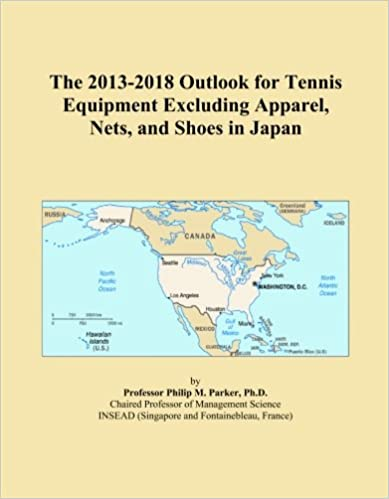 The 2013-2018 Outlook for Tennis Equipment Excluding Apparel, Nets, and Shoes in Japan