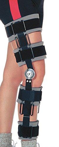 (ALIMED 62956 RCAI Adjustable Post-Op Pin Knee Brace Long Cool 22.5
