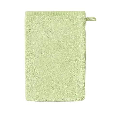 SANTENS Gant de toilette BAMBOO 16x22 cm - Vert tilleul: Amazon.es: Coche y moto