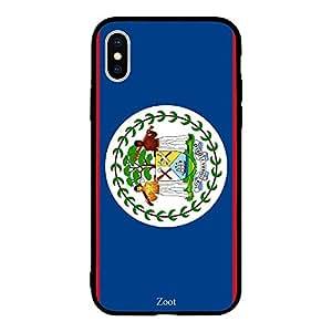 iPhone XS Belize Flag
