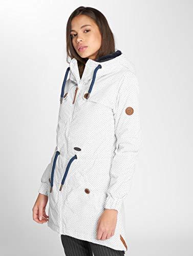 cappotto Kickin Charlotte Donna amp; Giacche Bianco Alife Wwqx706In