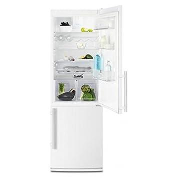 Electrolux EN3450COW Independiente 323L A+ Nuez nevera y congelador - Frigorífico (323 L, SN-ST, 43 dB, 10 kg/24h, A+, Nuez): Amazon.es: Hogar