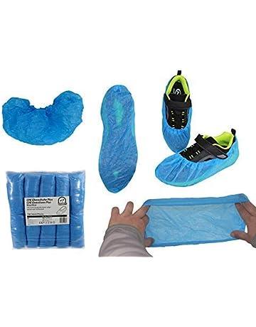 Overshoes OP Einwegschuhe 100 Piece Einmalschuhe Shoe C-PE Topcoat from Medi-Inn Different
