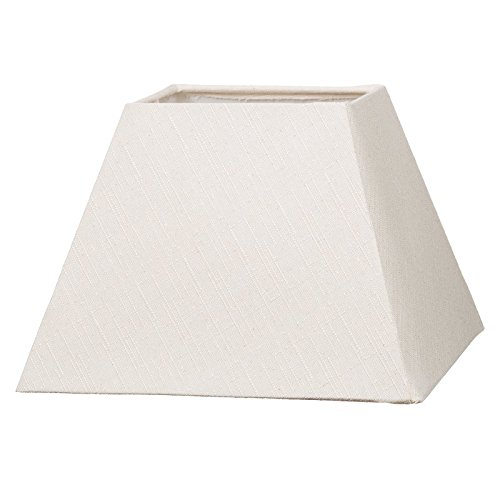 New home decor lampshade 10 square style linen lamp shade cream new home decor lampshade 10 square style linen lamp shade beige mozeypictures Images