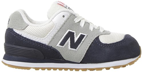 New Balance 574, Zapatillas infantil Blue/White Gum