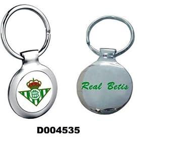 Productos Oficiales - Llavero betis 704792: Amazon.es ...