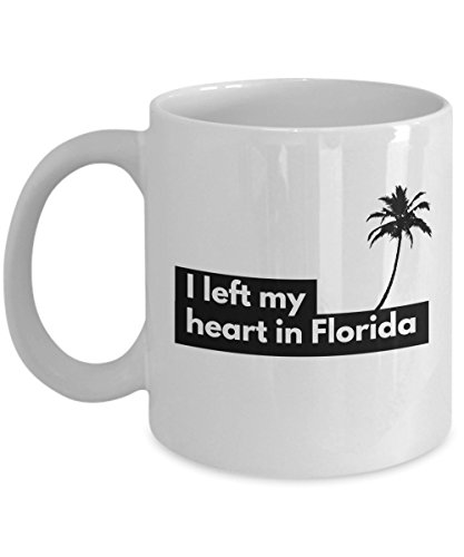 Coffee Mugs For Any FLORIDA USA Souvenir