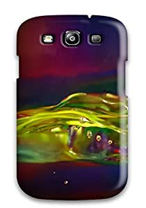 AnnaSanders Scratch-free Phone Case For Galaxy S3- Retail Packaging - Water