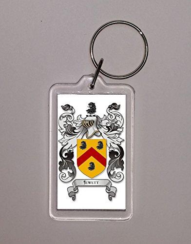 Manal Keychain - Key Chain - Key Ring - Coat of Arms - Family Crest - Genealogy - Heraldry - Heraldic - English Origin