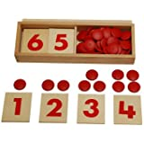 Kid Advance Montessori Cards & Counters