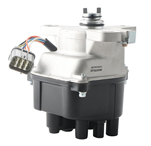MOSTPLUS New Ignition Distributor for 99-00 Honda Civic With TEC Acura Honda Replaces TD-63U (New Ignition Distributor)