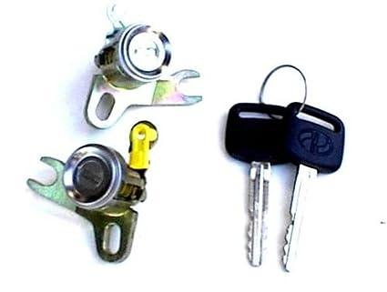 Amazon Com Standard Dl 168 Door Lock Cylinder Set Tumbler With Key L R 97 01 Camry 97 01 Celica Industrial Scientific