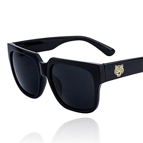 CoWalker® Korean Hot Model Black Sunglasses Sun Block Eye Glasses Beach Golf Fishing Running Eyewear