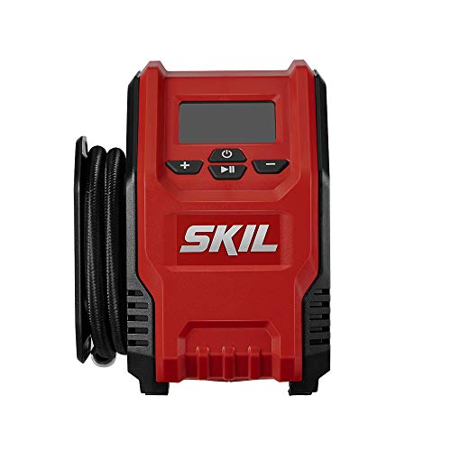 SKIL PWR CORE 12 Compact Tire Inflator, Tool Only IF5943-00