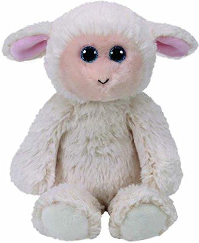 Ty 67018Rachel, Lamb Cream 33cm Attic Treasures