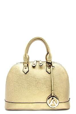 MyLux® Fashion Half Moon Shell Shoulder Purse Handbag
