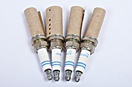 4x Original Bosch Spark Plugs Bosch 0 242 229 630 Spark Plug Fr8me Auto