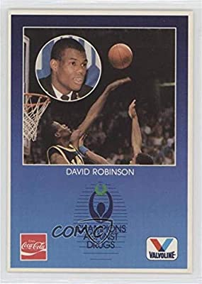 David Robinson (Trading Card) 1987 Kentucky Bluegrass State Games Champions Against Drugs - Special Cards #SC.1