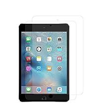 iPad Pro Screen Protector - Peyou® [2 PCS] [HD Clear Screen Protector Film] for 12.9 Inch Apple iPad Pro (2015 Edition), Bubble Free Installation, Anti-Fingerprint