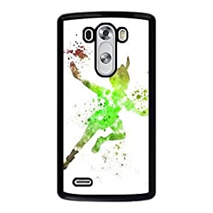 Fashion image DIY for LG G3 Cell Phone Case Black Peter Pan Best Gift Choice For Birthday HMB3475517