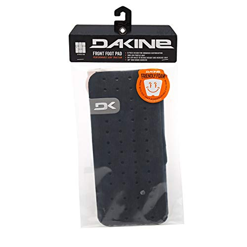 Front Foot - Dakine Front Foot Surf Traction Pad, Black, One Size