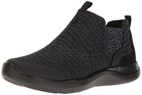 Skechers Sport Donna Orbita Moda Sneaker Nero / Carbone