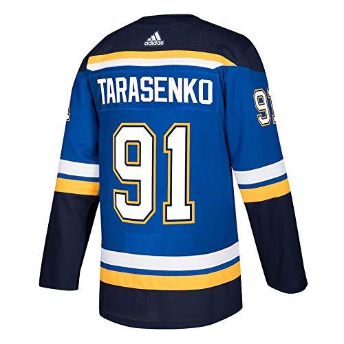 adidas Vladimir Tarasenko St. Louis Blues NHL Men's Authentic Blue Hockey Jersey
