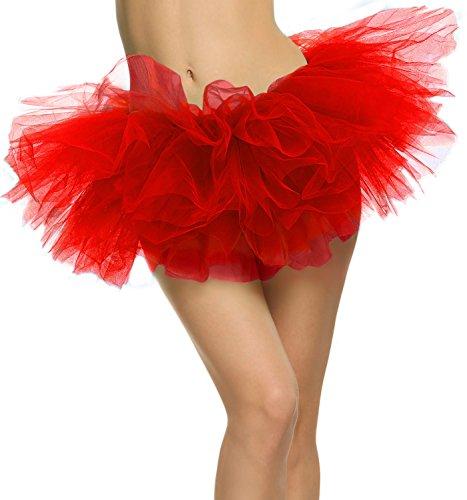 Sexy Tutus (Avidlove Women Sexy Organza Tutu Multi-layers Party Dance Skirt Boutique Ballerina Dress Petticoat)